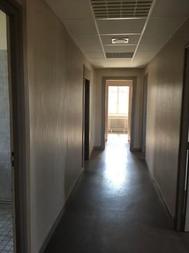 Couloir à l\'étage