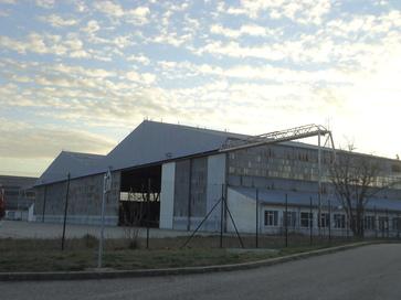 Hangar H2