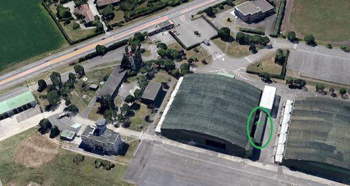 Bureaux/ ateliers proche hangar aéronautique