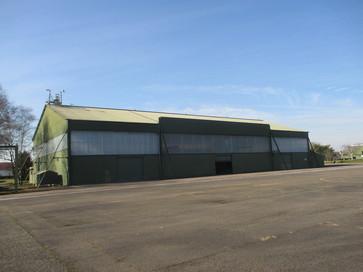 Hangar non Aéro + appentis