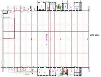 Plan des espaces